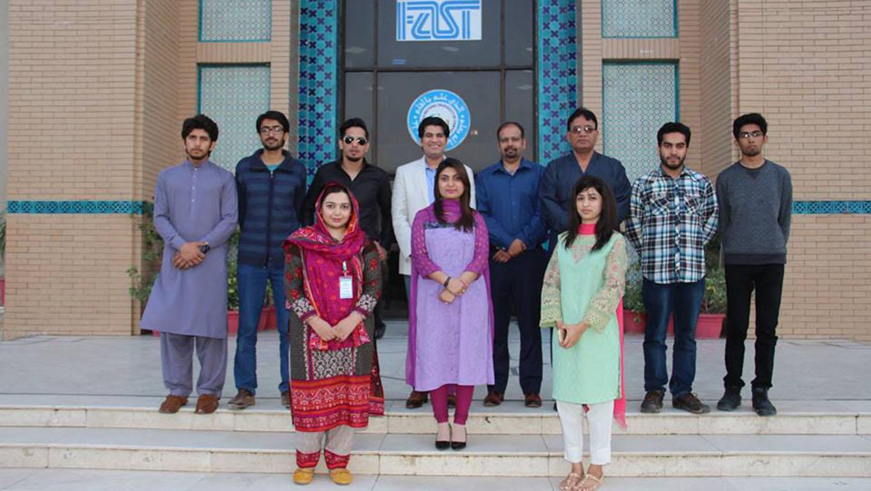 Nauman Khan Azeemi Fast University Seminar